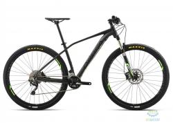 Велосипед Orbea ALMA 29 H50 L Black-green 2017
