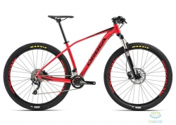 Велосипед Orbea ALMA 29 H50 M Red-Black 2016