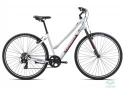 Велосипед Orbea COMFORT 42 M Grey-Garnet 2017