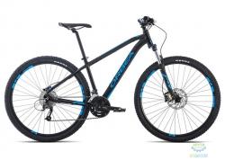 Велосипед Orbea MX 27 30 L Black-Blue 2016