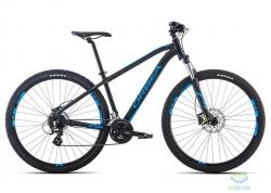 Велосипед Orbea MX 27 40 M Black-Blue 2016