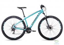 Велосипед Orbea MX 27 50 M Blue-Black 2016