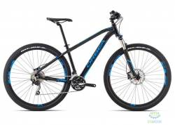 Велосипед Orbea MX 29 20 M Black-Blue 2016