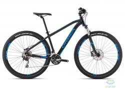 Велосипед Orbea MX 29 20 M Black-Blue 2016