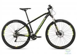 Велосипед Orbea MX 29 20 M Black-green-yellow 2017