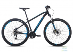 Велосипед Orbea MX 29 30 M Black-Blue 2016