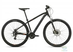 Велосипед Orbea MX 29 40 M Black-orange 2017