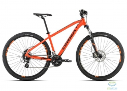 Велосипед Orbea MX 29 40 XL Orange-Black 2016