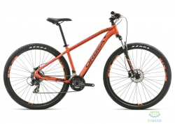Велосипед Orbea MX 29 50 L Orange-black 2017
