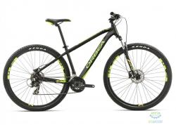 Велосипед Orbea MX 29 50 M Black-green-yellow 2017
