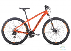 Велосипед Orbea MX 29 50 XL Orange-Black 2016