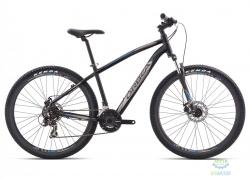 Велосипед Orbea SPORT 27 10 M Black-blue 2017