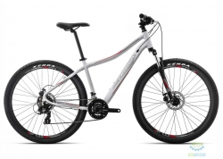 Велосипед Orbea SPORT 27 10 M ENTRANCE White-red 2017