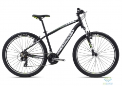 Велосипед Orbea SPORT 27 30 L Black-white 2017