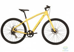 Велосипед Orbea URBAN 10 XL Yellow 2016