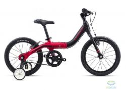 Велосипед детский Orbea GROW 1 Black-Red 2017