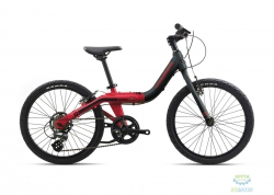 Велосипед детский Orbea GROW 2 7V Black-Red 2017