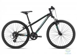 Велосипед детский Orbea MX 24 XC Black-green 2017