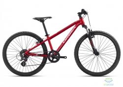 Велосипед детский Orbea MX 24 XC Red-white 2017 + Аксессуары в Подарок!
