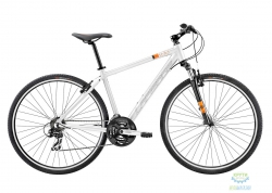 Велосипед Lapierre CROSS 100 51 L White 2016