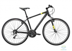 Велосипед Lapierre CROSS 200 51 L Black 2016