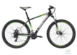 Велосипед Lapierre RAID 127 DISC 50 L Black/Green/White 2016