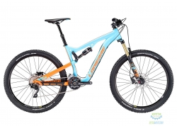 Велосипед Lapierre ZESTY XM 327 46 L Blue/Yellow 2016