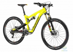 Велосипед Lapierre ZESTY XM 427 46 L Yellow 2016