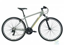 Велосипед Lapierre Cross 100 51 Gray 2017