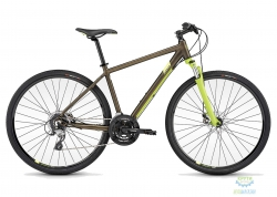 Велосипед Lapierre Cross 200 Disc 46 Khaki 2017