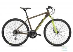 Велосипед Lapierre Cross 200 Disc 46 Khaki 2017