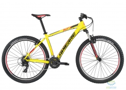 Велосипед Lapierre EDGE 127 40 S Yellow 2017