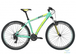 Велосипед Lapierre EDGE 127 Woman 45 M Green/Yellow 2017