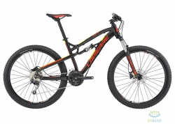 Велосипед Lapierre EDGE XM 327 44.5 M Orange 2017