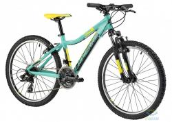 Велосипед Lapierre PRORACE 24 GIRL Green 2017