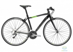 Велосипед Lapierre Shaper 300 TP 52 Black/Green 2017