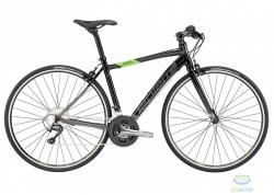 Велосипед Lapierre Shaper 300 TP 52 Black/Green 2017