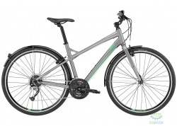 Велосипед Lapierre Speed 400 52 Gray/Green 2017