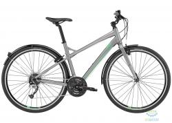 Велосипед Lapierre Speed 400 52 Gray/Green 2017