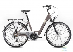 Велосипед Lapierre Urban 200 46 Gray 2017