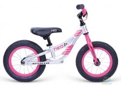 Беговел 12 Apollo Neo girls розовый/белый 2020
