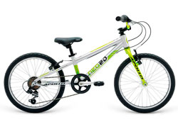 Велосипед 20 Apollo Neo 6s boys лайм/черный 2021