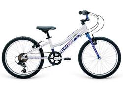 Велосипед 20 Apollo Neo 6s girls синий/сиреневый 2020