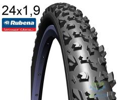 Покрышка 24x1.90 (50x507) MITAS (RUBENA) NEPTUNE V78 Classic черная