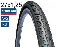 Покрышка 27 х 1.1/4(32-630) MITAS (RUBENA) HOOK V69 Classic (APS)+(RS) черн.