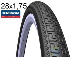 Покрышка 28 x 1.75 (47x622) MITAS (RUBENA) SOBI V16 Classic черн.
