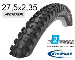 Покрышка 27.5x2.35 (60-584) Schwalbe MAGIC MARY Bikepark HS447 B/B T1 20D2EPI