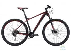 Велосипед Cyclone 29 SLX PRO рама - 18 черно-красный 2018