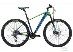 Велосипед Cyclone 29 SLX рама- 22 черно-зеленый 2018