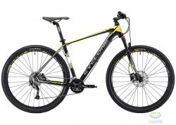 Велосипед Cyclone 29 ALX рама - 18 черно-желтый 2018